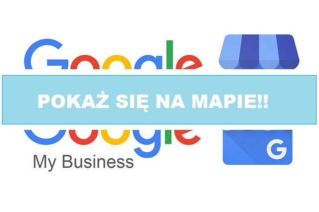Moja firma w mapach Google