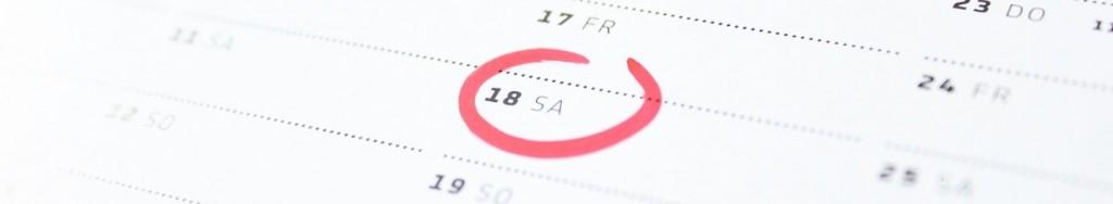 Kalendarz w sklepie internetowym