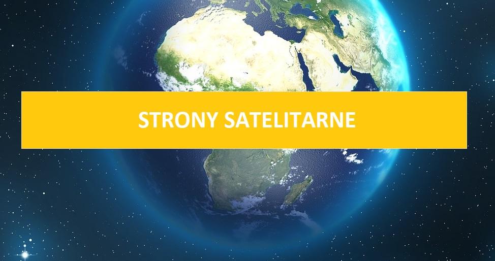 Strona satelitarna