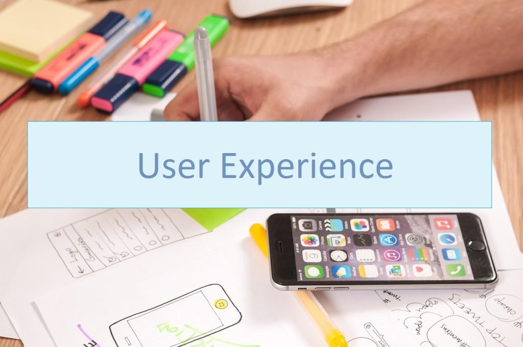 ux user experience strony internetowej